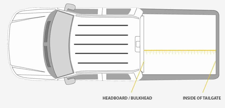 How To Measure Your Truck Bed